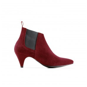 Boot Laural Suede Cayenne