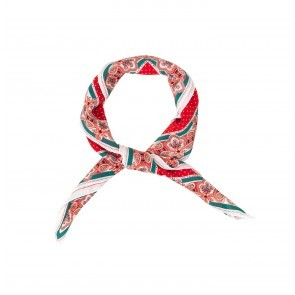 Scarf Chila Fiery Red