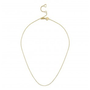 Necklace Izzy Gold Plated Silver