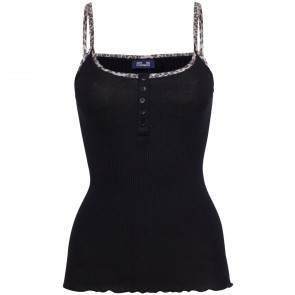 Knitted Top Jena Black