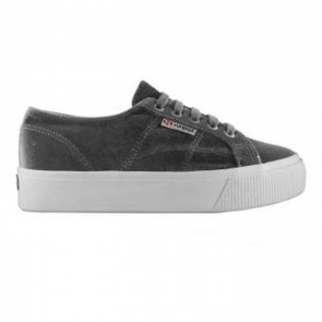 Sneakers 2730 VELVETCHENILLEW Dark Grey