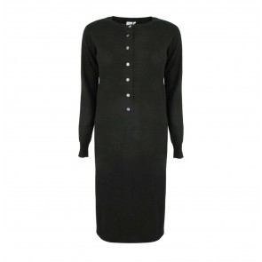Knit Dress Tamara Black