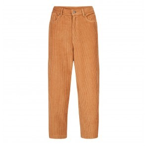 Vintage High Rise Pants Teese Nude