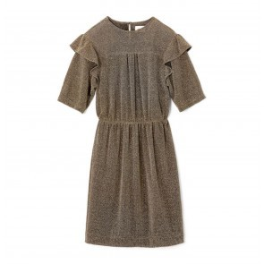 Dress Twenty Gold