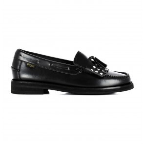 Weejuns Penny Loafer Esther Studs Black