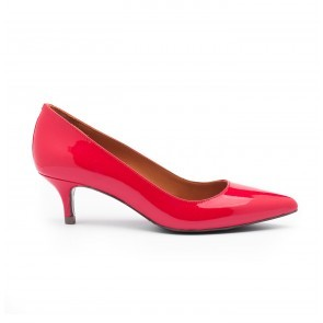 Pump Red Patent Leather