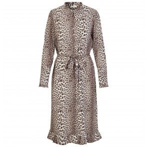 Dress Jenna Leopard