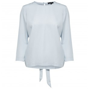 Back Tie Top Tonia Plein Air