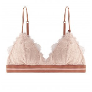 Padded Bralette Darling Blush