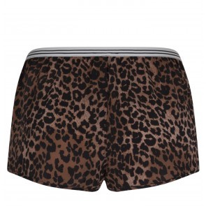 Pyjama Shorts Edie S Brown Leopard