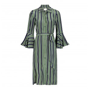Shirt Dress Carolin Mira Stripe
