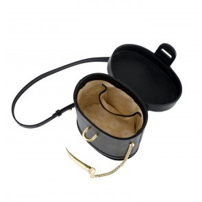 Bucket Bag The Camilo Black