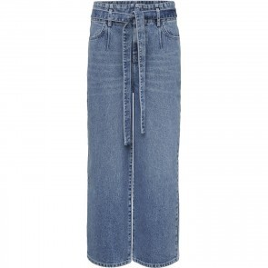 Straight Leg Jeans Madison Blue Denim