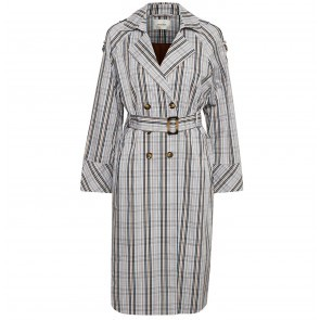 Trenchcoat Alifa Check