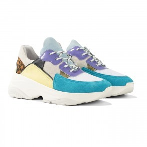 Sneaker Scoup Colorblock