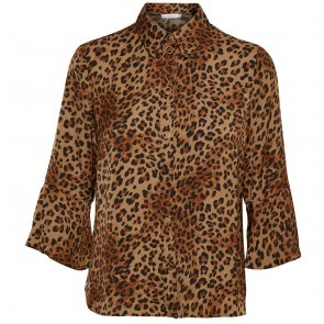 Shirt Jane Brown Leo