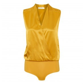 Body Rosie Narcissus Yellow
