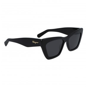 Square Sunglasses Black