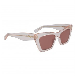 Square Sunglasses Pink