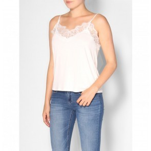 Slip Top Dallas Cream