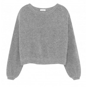 Pullover Mitibird Heather Grey