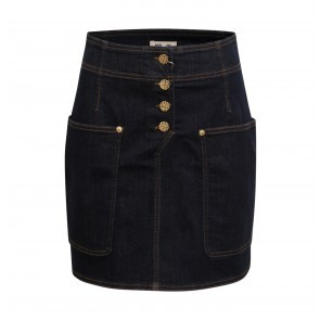 Skirt Shannon Denim Rinse