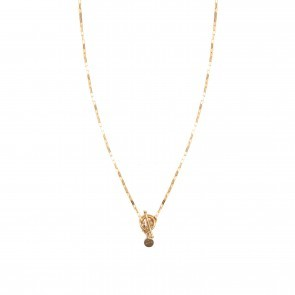 Necklace Aurelle Gold Plated