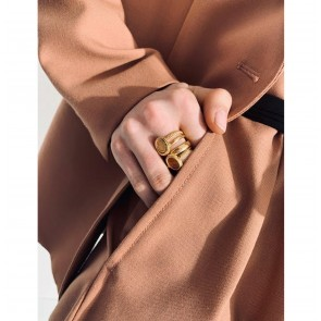 Ring Chemaine Gold Plated