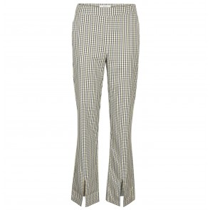 Pants Eliona Lime Light Check