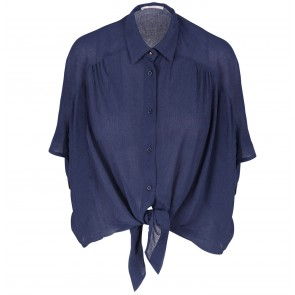 Blouse Alfassa Blue Marlin