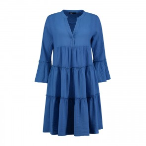 Midi Dress Ella Blueberry