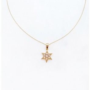 Necklace Galaxy Star