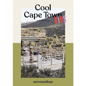 Boek Cool Cape Town Kids