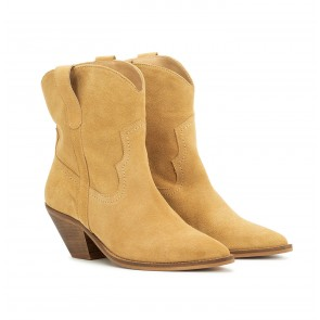 Sloane Boot Suede Sand