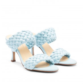 Sandal Braided Biaritz Blue