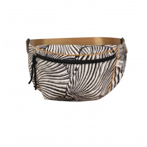 Beltbag Kiva Black Tiger Shell