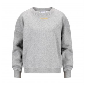 Sweater Rue De Buci Grey Gold