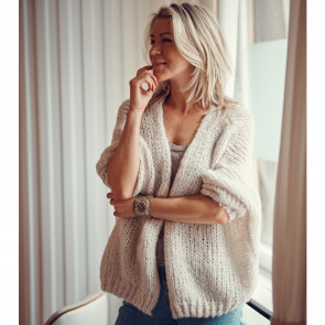 Cardigan Homely Sand