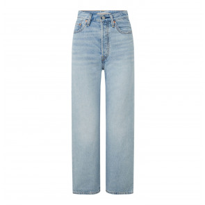 Jeans Ribcage Straight Middle Road