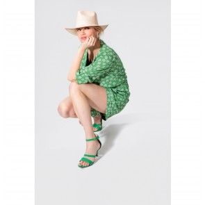 Sandal Molly Milano Green