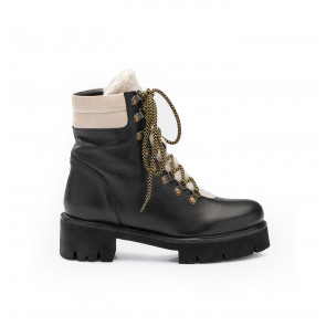 Boot Bushwick Black