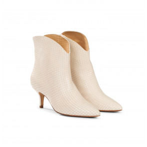 Ankle Boot Williamsburg Emory White