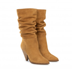 Boot Corsica Suede Brown