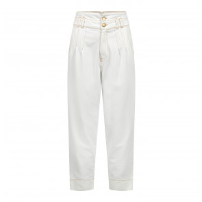 Jeans Oven Baked Denim Blanche