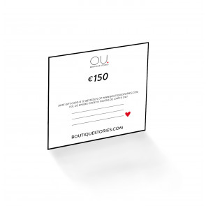 Giftcard €150