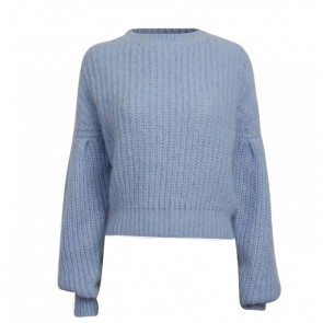 Knit Chuden Chambray Blue