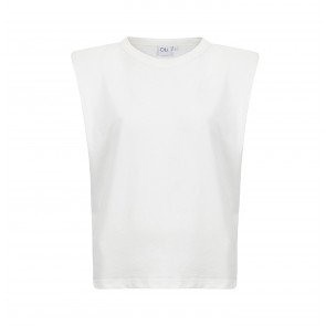Top Rue Royale White