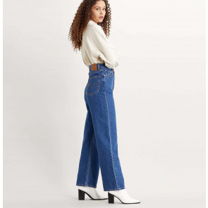 Jeans High Loose Lazy Sunday