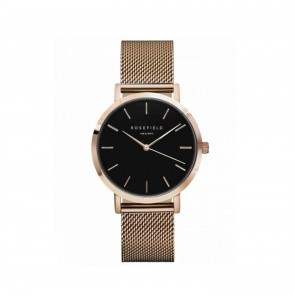 The Mercer Black Rosegold