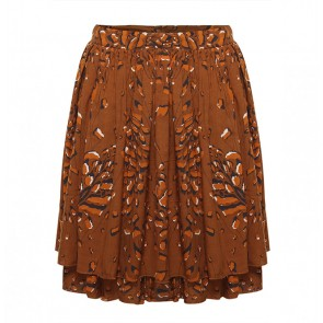 Skirt Leopard Rubber